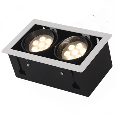 黑豹四角盒燈*2燈(附光源) 2