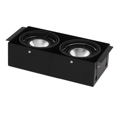 【熱賣】迪拜四角盒燈*2燈(附光源) 1