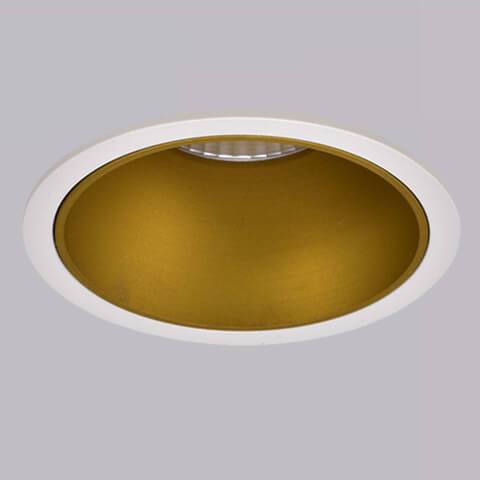 開孔7.5cm*15W崁燈 4