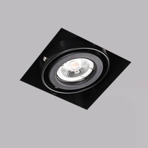 開孔108*108mm*MR16 COB 5W*1無邊框盒燈 2