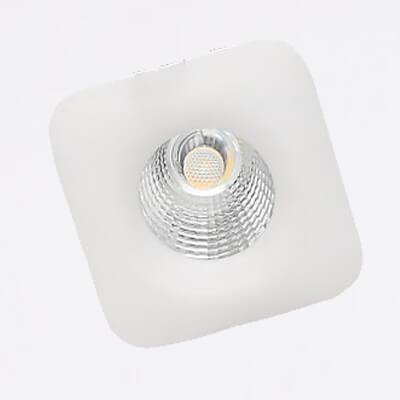 開孔7.5*7.5cm*6W崁燈/LH-06 1